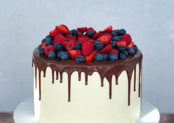 Фото podteki na torte.