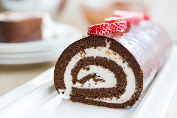 Фото shveicarskii shokoladnii rulet.