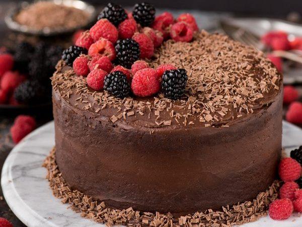 Фото shokoladniy tort.