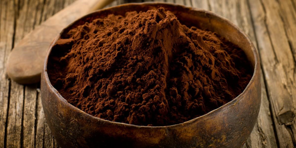 Фото Алкализованное какао.