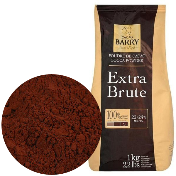 Фото Cacao Barry Extra Brute.