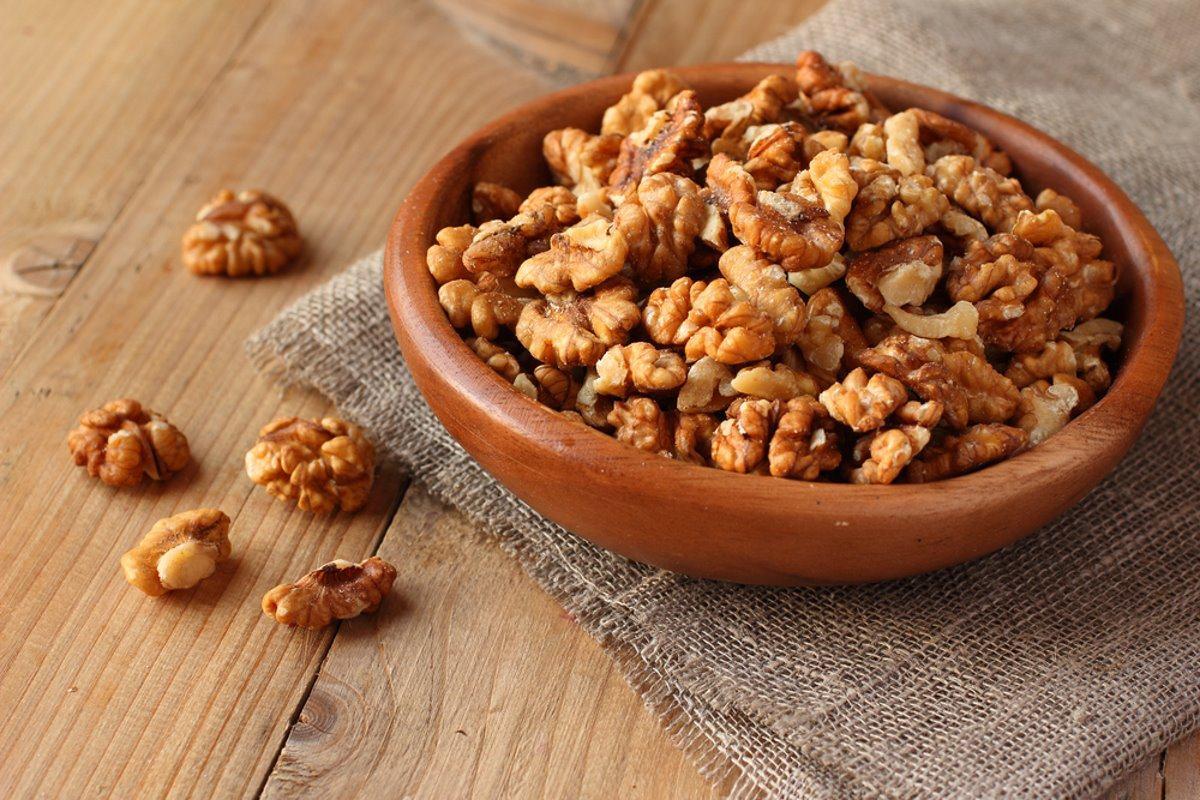 Фото грецкие орехи.