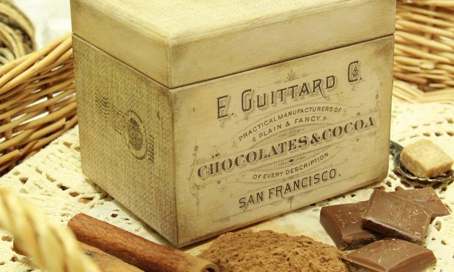 Фото хранение какао.