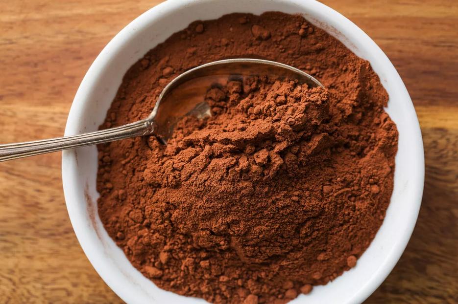 Фото какао порошок.