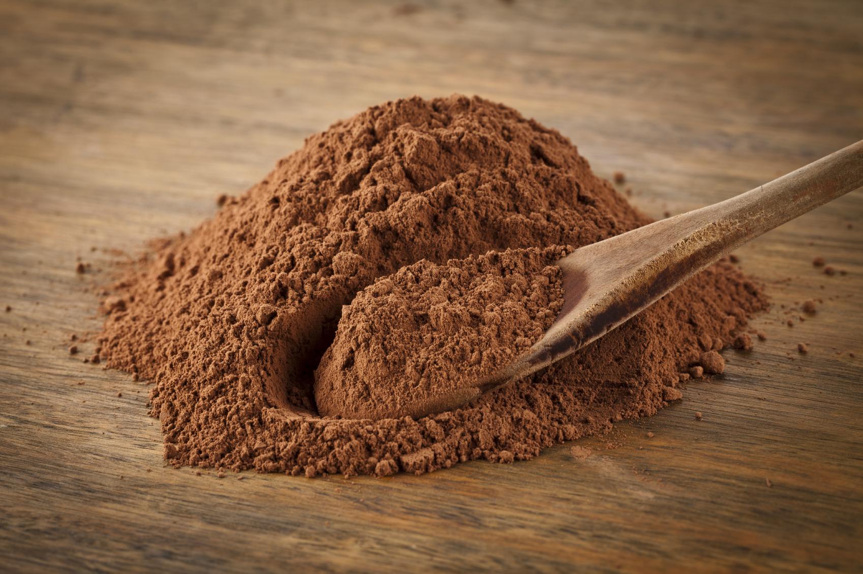 Фото преимущество какао.