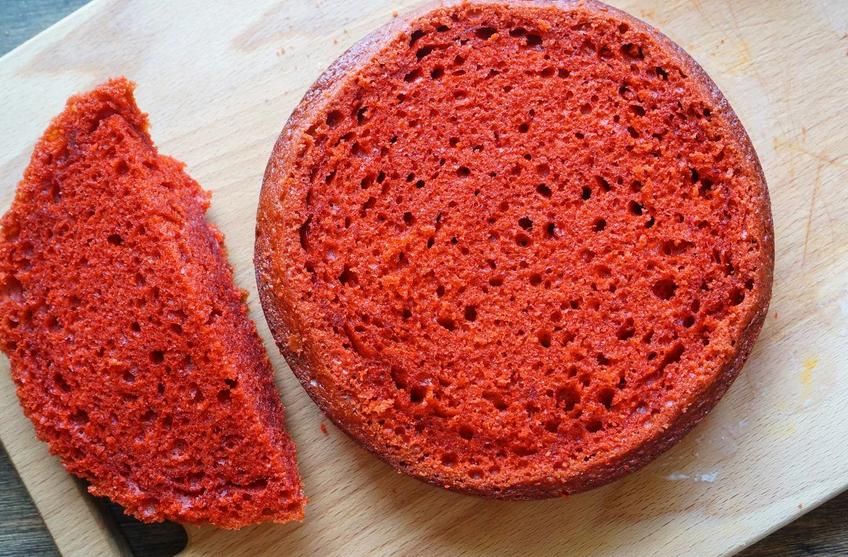 Фото Бисквит для торта.