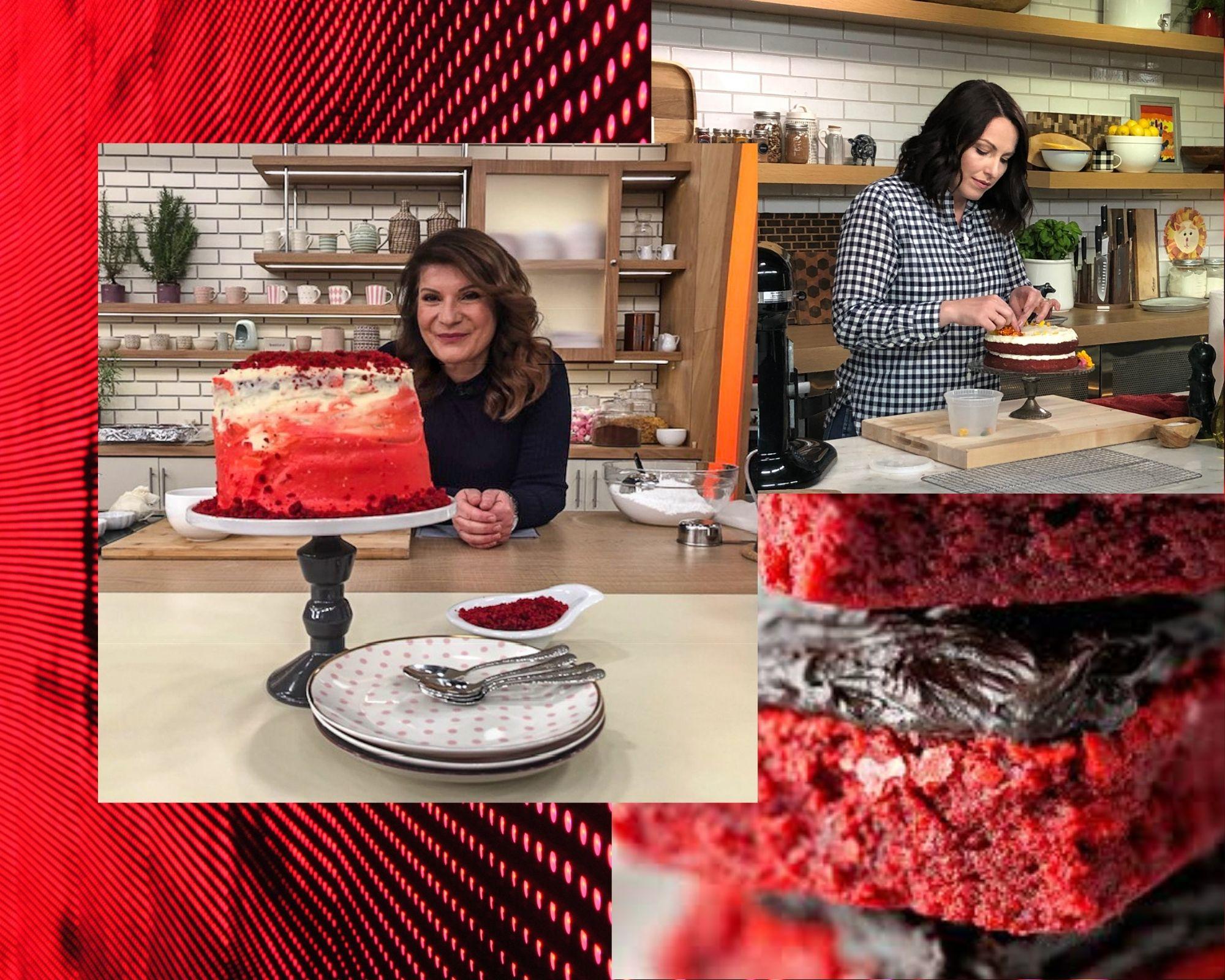 Фото Кондитеры с тортом.
