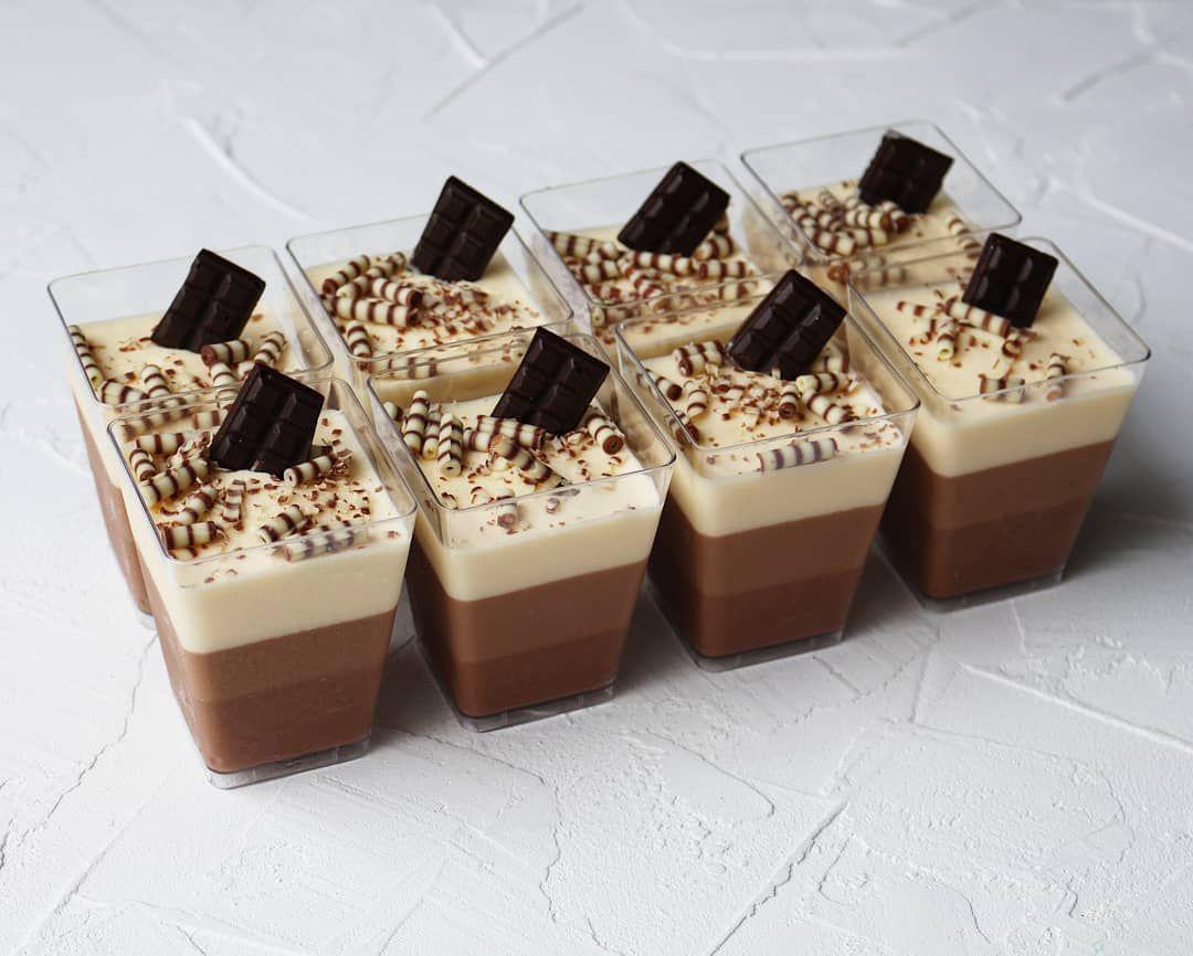 Фото Шоколадный десерт.