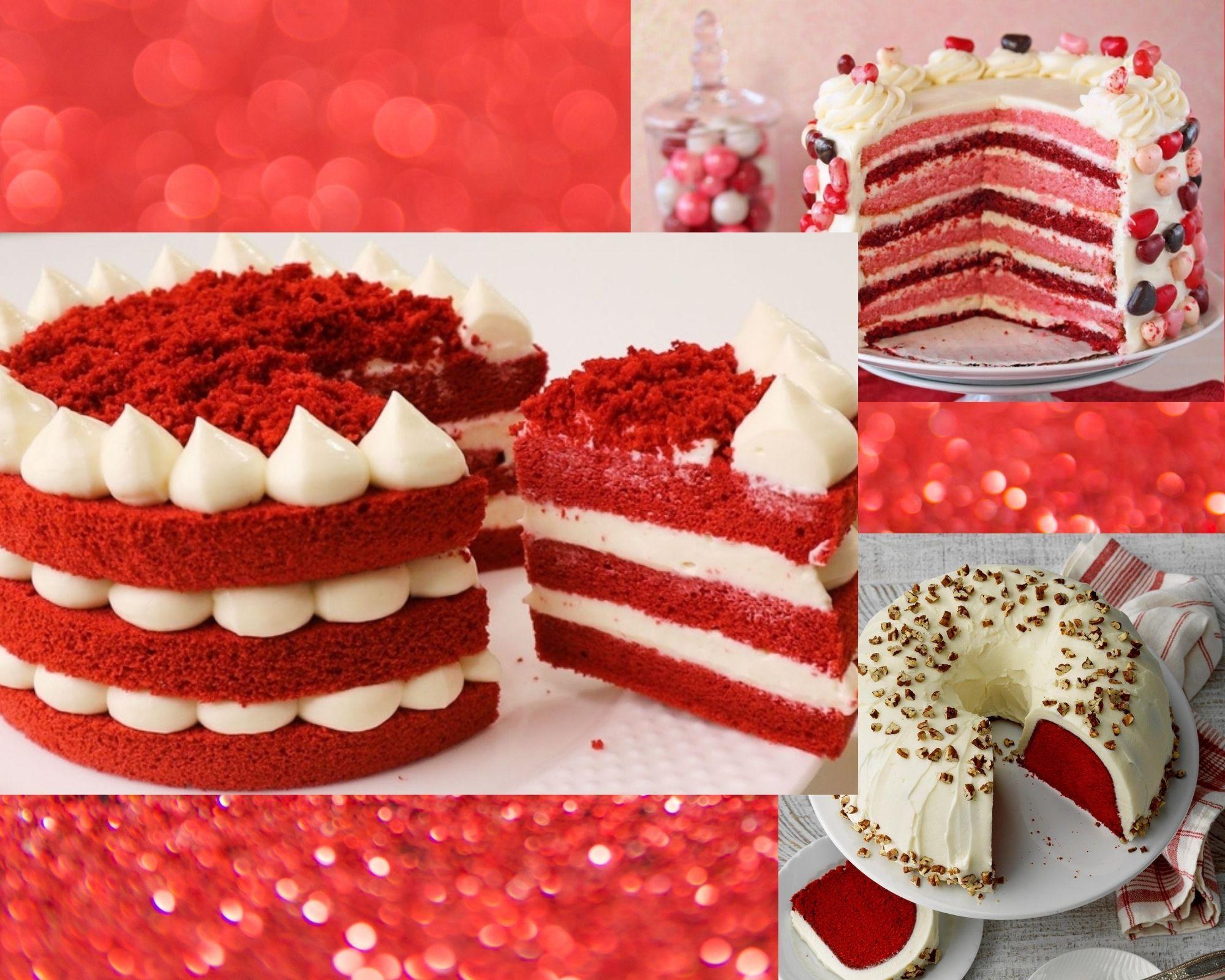 Фото Три разных торта.