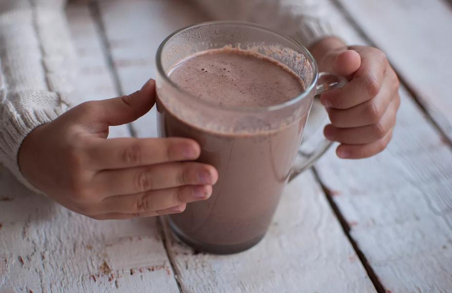Фото полезное какао.