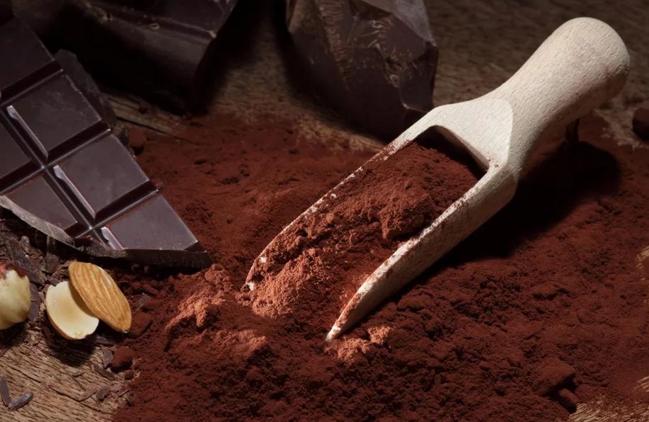 Фото сухой шоколад.