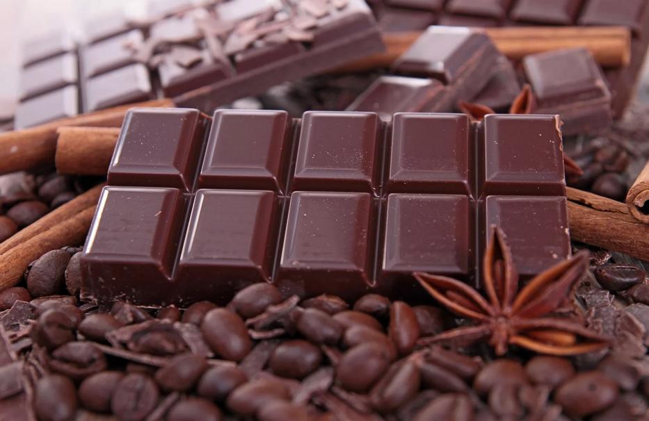 Фото плитка шоколада.