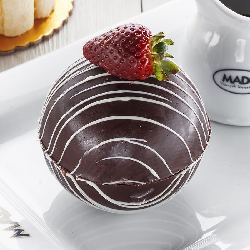 Фото украшение десерта.