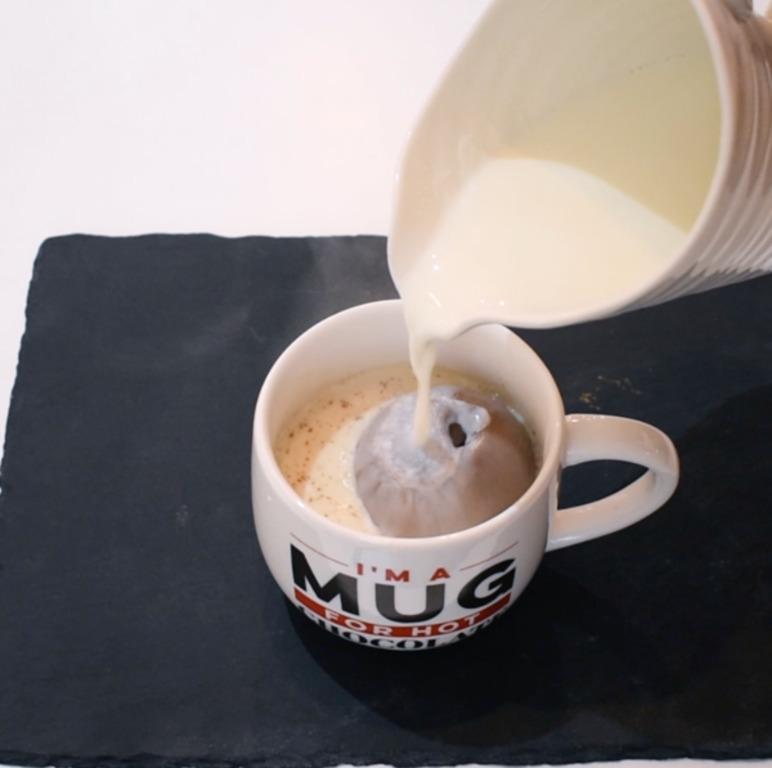 Фото утренний напиток.
