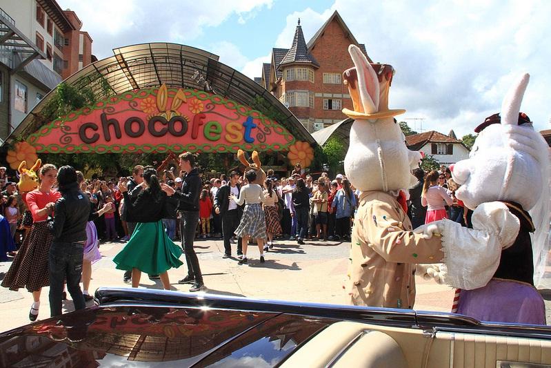 Фото фестиваль шоколада.