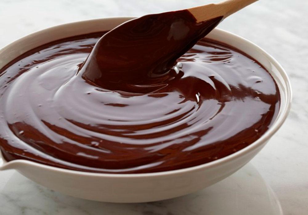 Фото глазурь шоколадная.