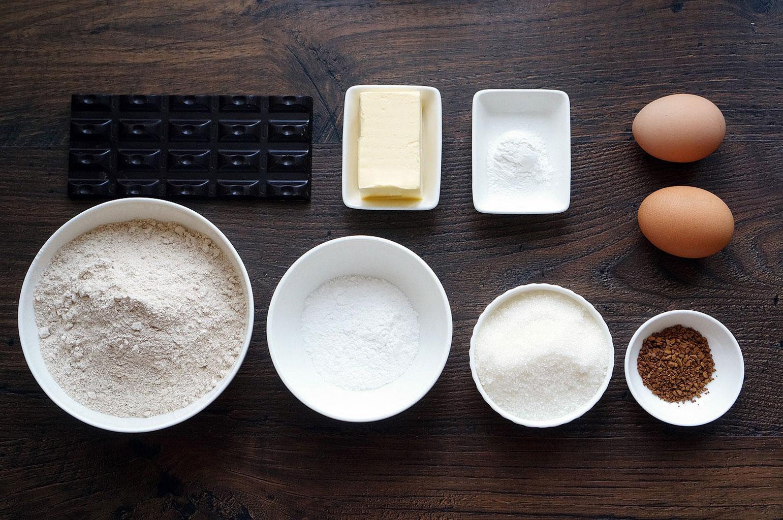 Фото ингредиенты для печенья.