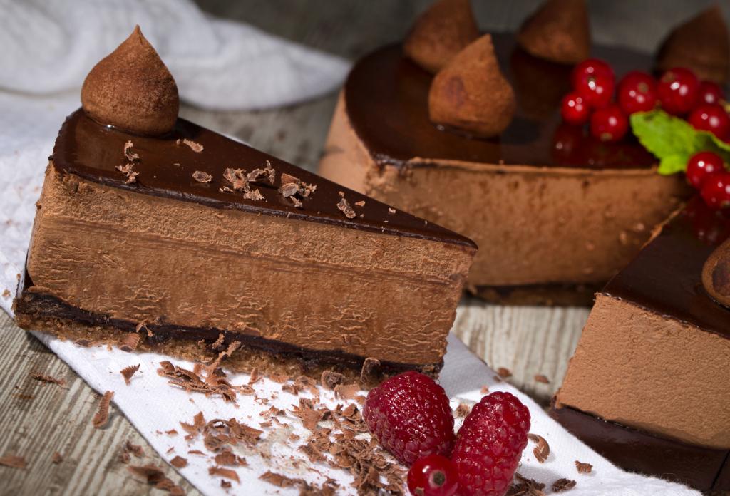 Фото кусок торта.