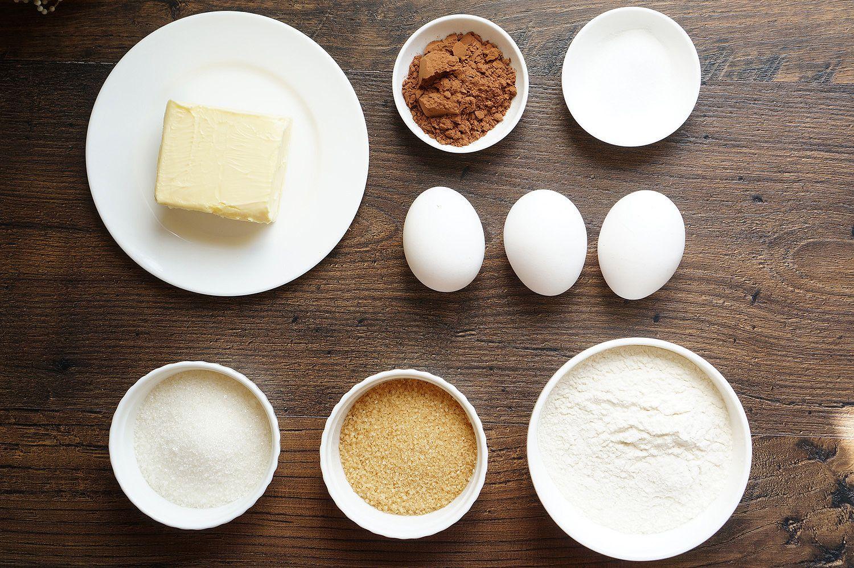 Фото список продуктов.