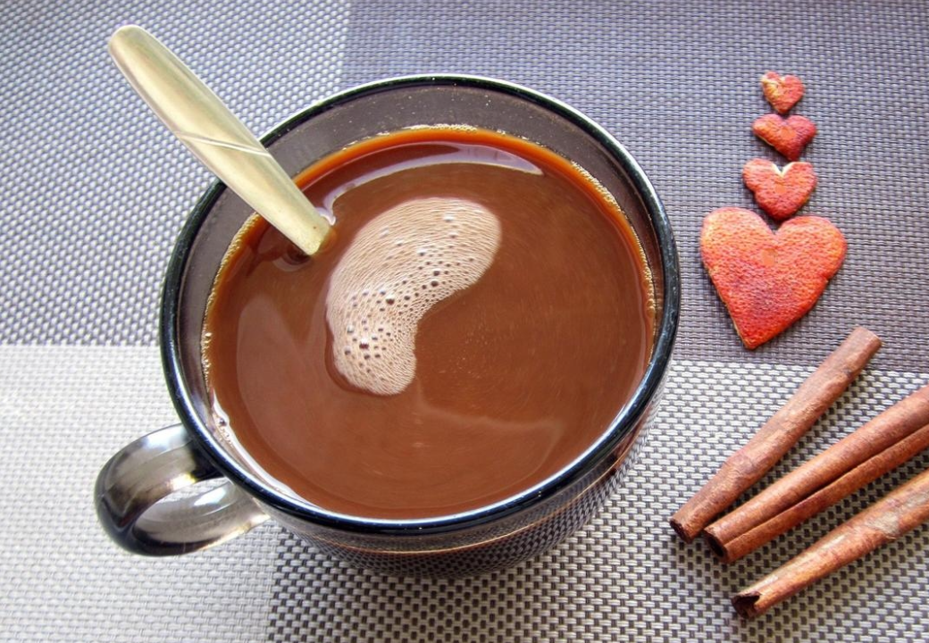 Фото польза какао.