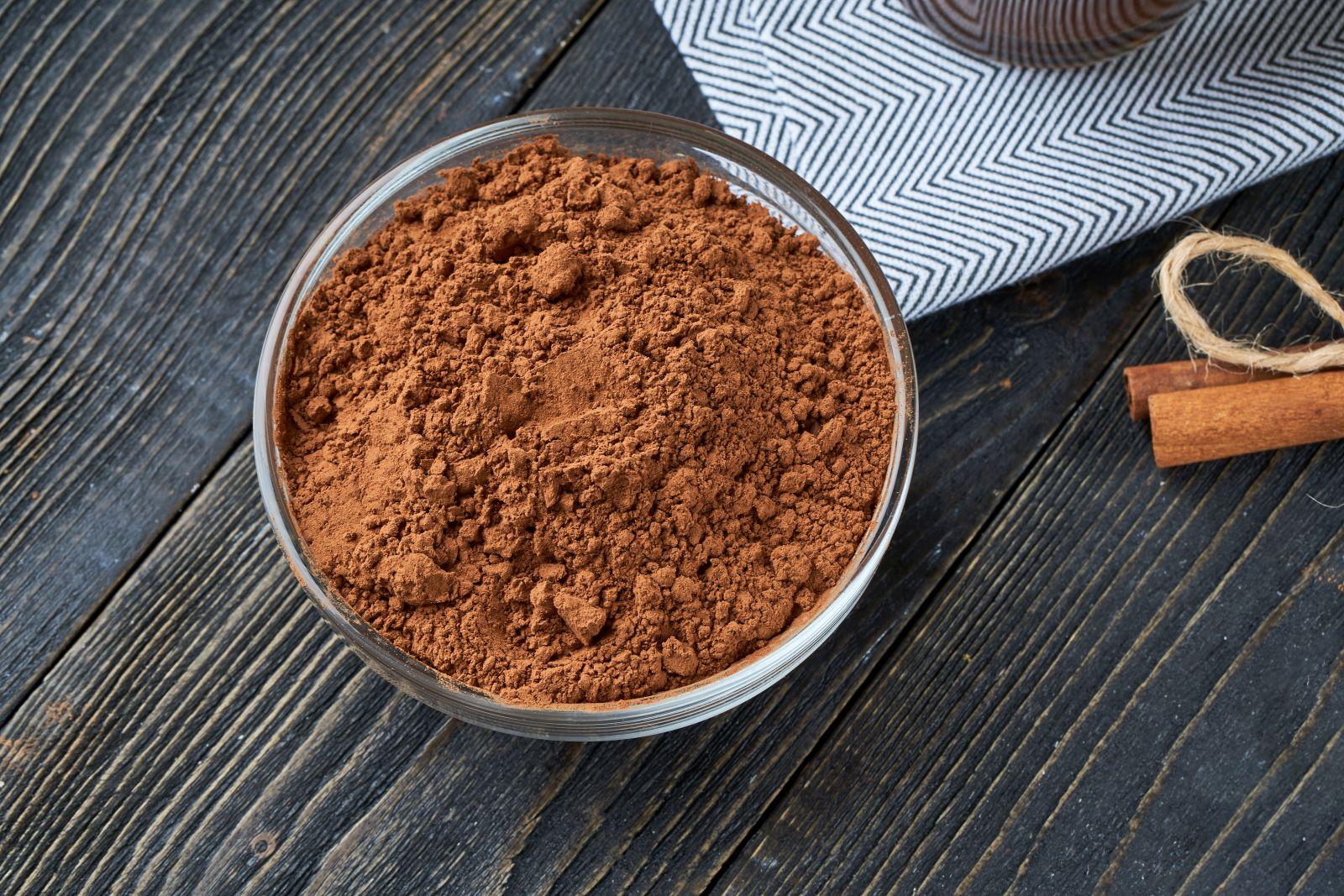 Фото состав какао.