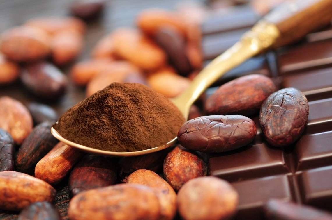 Фото качество какао.