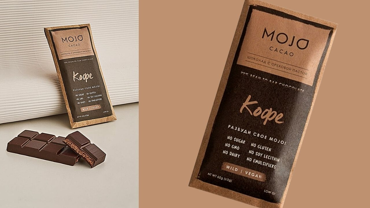Фото kofe – temnyj shokolad mojo.