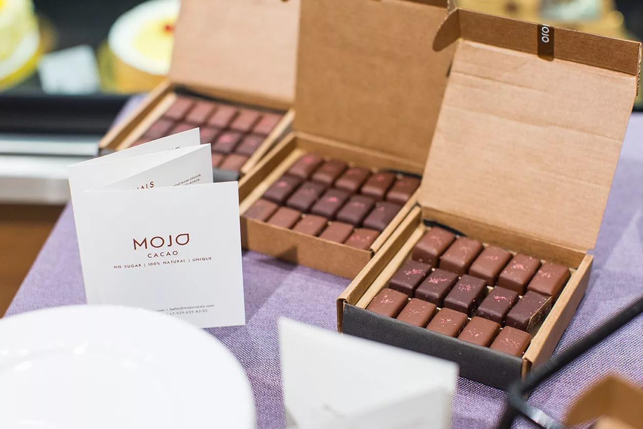 Фото конкурс шоколада.