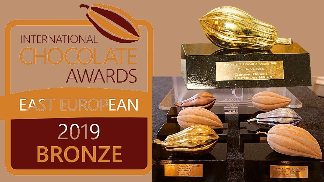 Фото premii international chocolate awards.