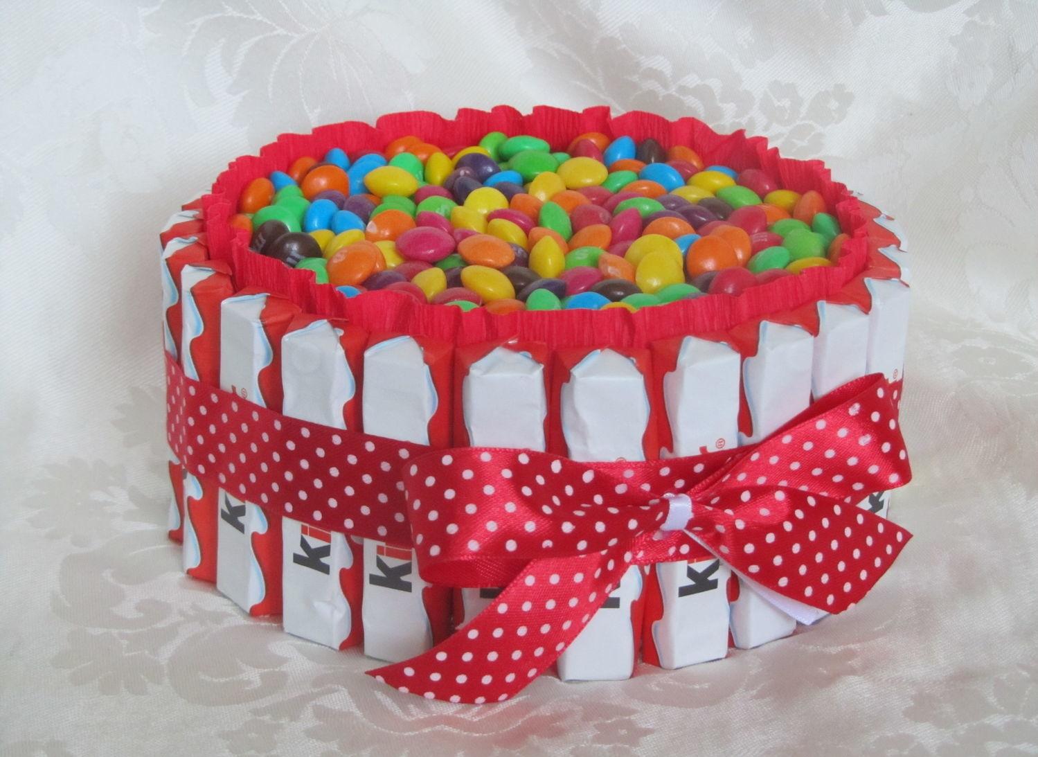 Фото украшение торта.