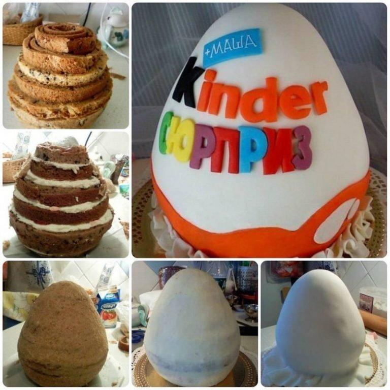 Фото вариант торта.