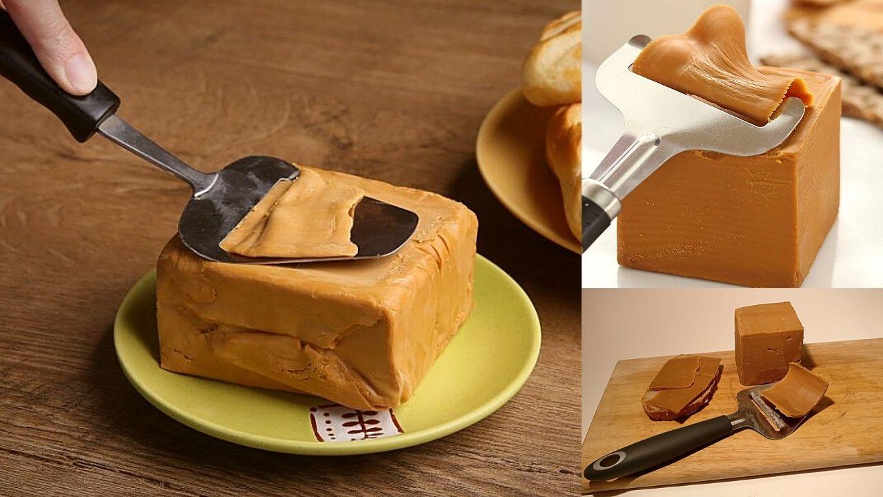 Фото syr na stole.